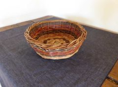 small rustic basket no.3