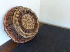 small rustic basket no.4