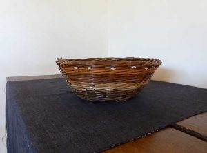 small rustic basket no.5