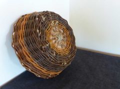 small rustic basket no. 6