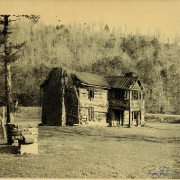 Old Joe Clark's house