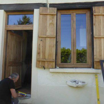 Door, window and shutter