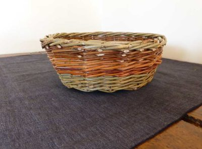 small rustic basket no.2