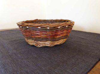 small rustic basket no.3