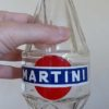 Martini carafe close-up
