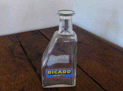 Ricard Anisette carafe