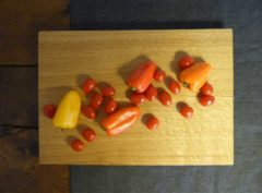 chopping board no.3 in use
