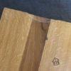 chopping board no.5 underside detail