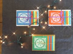 festive cards 3 packs
