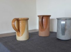 three jugs - handles