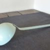 vintage ladle underside
