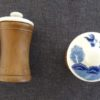 small pots side view