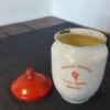 sugar tin with lid off