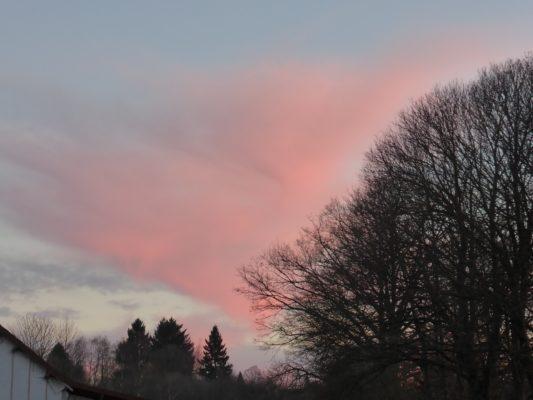 sunset dec