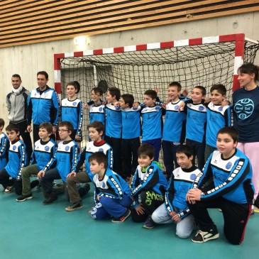 Handball sponsors