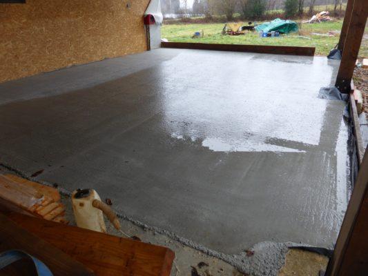 more concrete